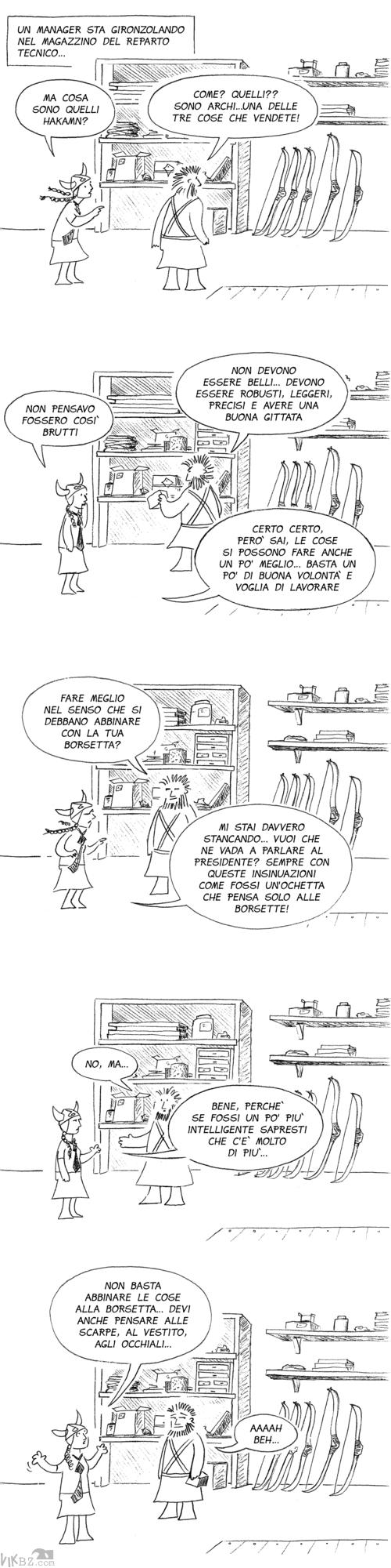 Armi e borsette alla moda
