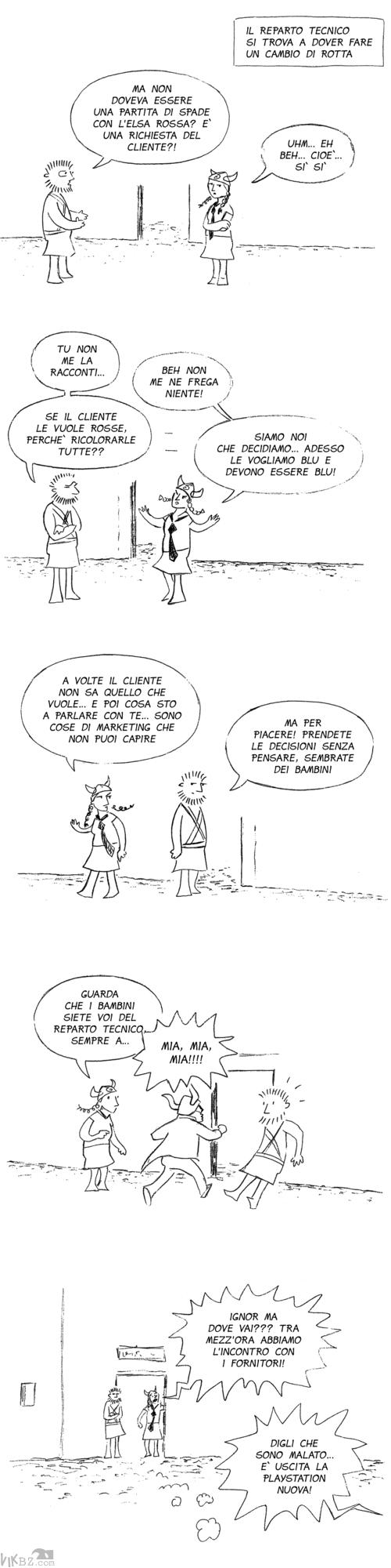 Manager e console di gioco