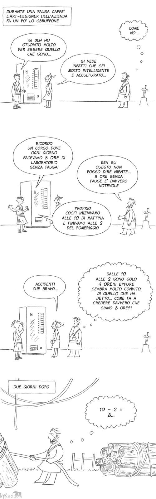 La sottile intelligenza di un consulente esterno