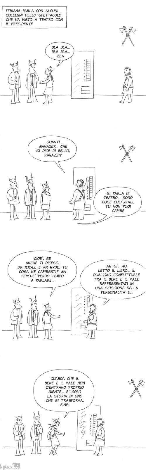 Manager e analisi dei classici